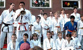 Lothar Nest Sportschule Lothar Nest Kinderjudo