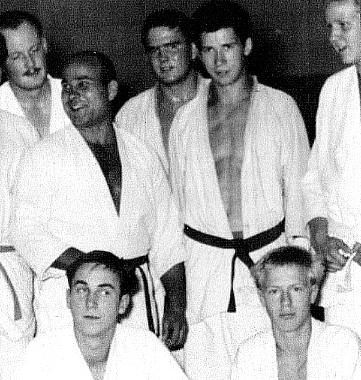 Lothar Nest Judo Leben In Bildern