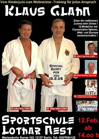 Judo Museum Deutsche Weltstars